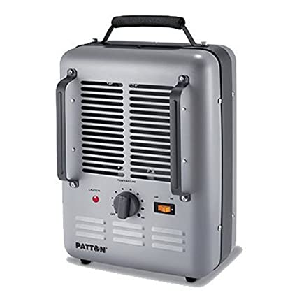 Amazon Com Patton Puh680 N U Milk House Utility Heater Home Kitchen
