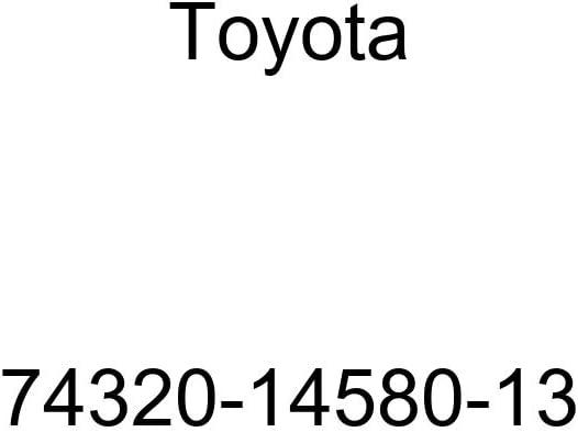 TOYOTA Genuine 74320-14580-13 Visor Assembly