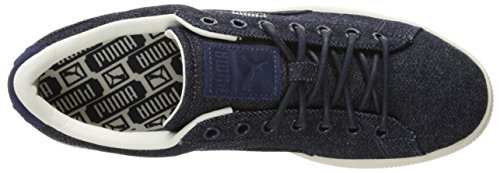 Puma Basket Klassieke Denim Fashion Sneaker Twilight Blue-whisper