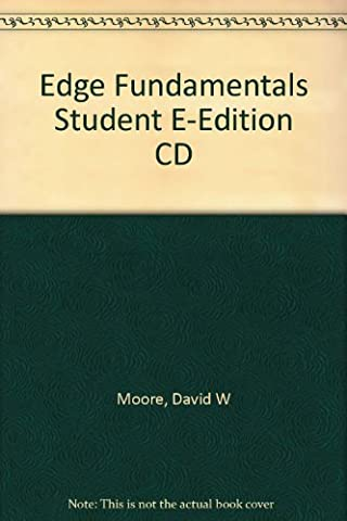 Edge Fundamentals Student E-Edition CD (Hampton-Brown Edge: Reading, Writing, & Language ©2009)