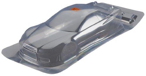 HPI Racing 7327 Nissan Skyline GTR Body, 190mm