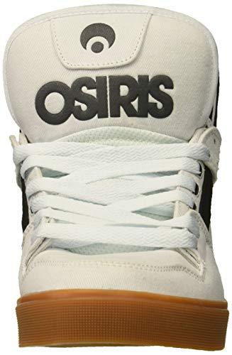 Blanc red Osiris Clone' Black gator BqxIFS