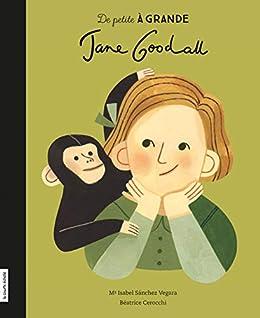Amazoncom Jane Goodall French Edition Ebook María