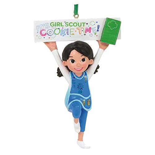 - Department 56 Girl Scouts Daisy Cookie Time Hanging Ornament
