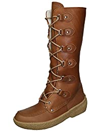 Ladies Mukluk with Rubber Sole
