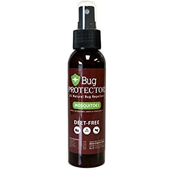 Bug protector all natural mosquito gnat and - Natural insect repellent for gardens ...