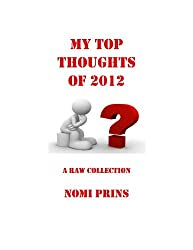 My Top Thoughts of 2012 (Nomi's Thoughts)