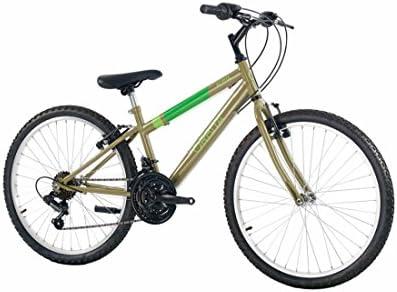 Orbita BTT-24 Alpha Bicicleta, Hombre, Bronce (Cinza), 14: Amazon ...