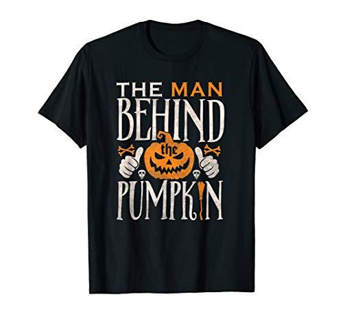 Halloween Pregnancy Costumes Couples (Halloweeen Couple shirts - Costume Pregnancy shirt)