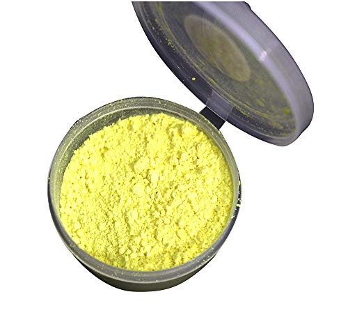 Yellow Thermochromic Pigment 10g