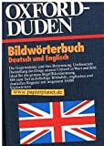 Oxford Duden-English Pictorial Dictionary, John Pheby, 3411017651