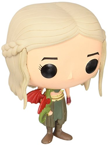 Funko POP Game of Thrones: Daenerys Targaryen Vinyl Figure (Colors May (Witch Costumes Then And Now)