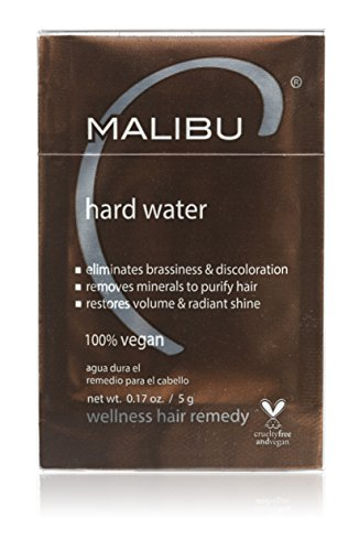 Malibu C Hard water wellness hair remedy, 12 Count
