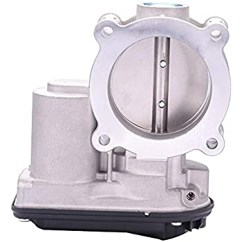 TUPARTS Throttle Body Fuel Injection Throttle Body Controls Fit for 2013-18 Ford C-Max 2009-18 Ford Escape,2010-18 Ford Fusion,14-18 Ford Transit Connect,11-18 Lincoln MKZ Compatible with 9L8Z9E926A
