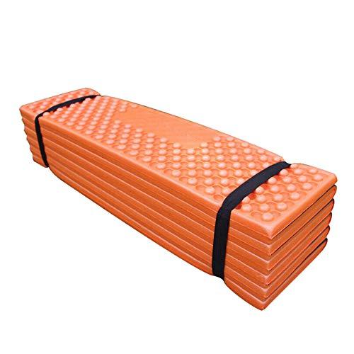 YOEDAF - Colchón de espuma para camping, plegable, para exteriores, playa, dormir, tienda de campaña, a prueba de humedad,...