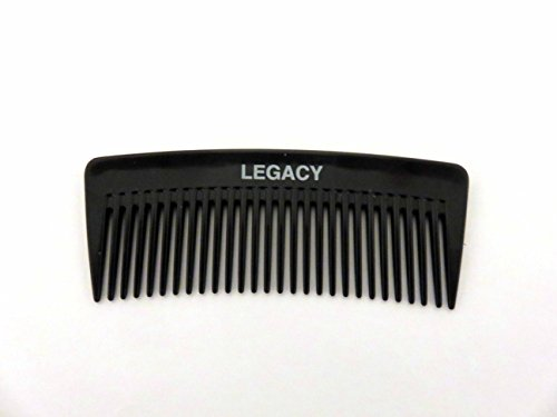 Beard Comb For Men - Beard And Mustache comb With Wide Teeth - Heavy Duty