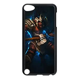 iPod Touch 5 Case Black Defense Of The Ancients Dota 2 TROLL WARLORD 001 KWL0550272