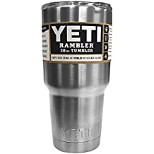YETI Rambler 30 oz Stainless Steel Vacuum Insulated Tumbler with Lid