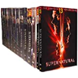 Supernatural The Complete Series Season 1-13 New