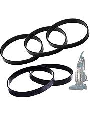 LEMENTSTAR 5 Pack 3031120 Vacuum Belt for Bissell Styles 7 9 10 12 14 16 - Fit Model 32074, 2031093, 3031120 (Black)