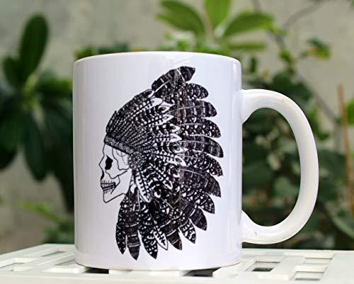 Skull Chief Coffee mug ()