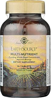 Solgar Earth Source - 90 Comprimidos