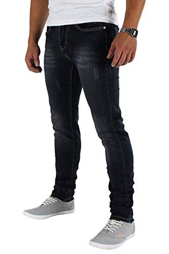 Herren Jeans Hose Slim Fit ID254, Größe:W30/L32