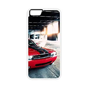 iPhone 6 4.7 Inch Cell Phone Case White Dodge TBP Generic Phone Case For Boys