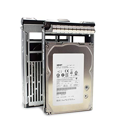 (Dell Compatible HDD with G13 Tray | W347K | 600GB 15K RPM SAS 6.0Gb/s 3.5