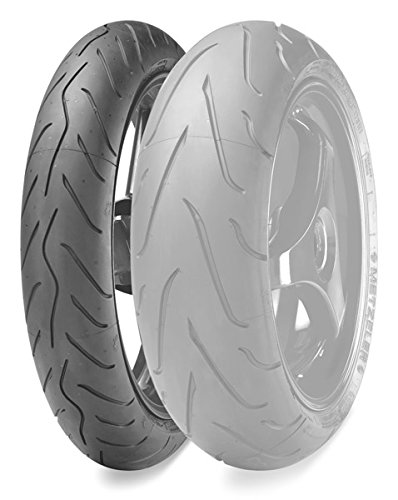 Metzeler Sportec M3 Tire -Front -130/70ZR-16,Position:Front, LoadRating:61,Speed Rating:(W),TireSize:130/70-16,RimSize:16,Tire Type:Street, Tire Construction:Radial,Tire Application:Sport (M3 Front Tire)