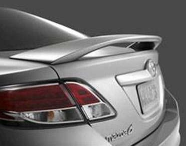 Hyundai Sonata Rear Spoiler 2011 2012 - Ghost Style - Painted - FHM Hyper Silver (Hyper Wings Rear Spoiler)