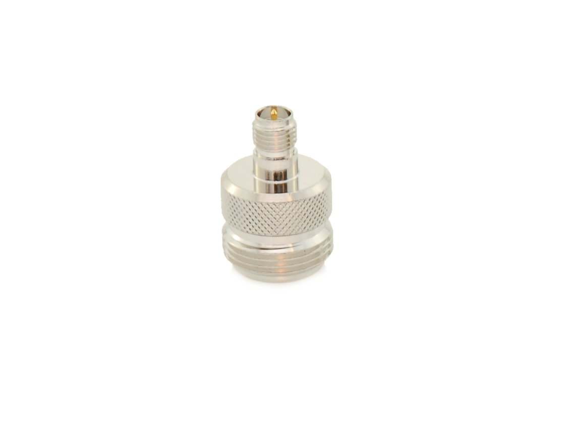 Alda PQ Adapterstecker fü r RP-SMA/F auf N/F