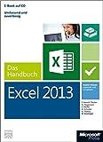 img - for Microsoft Excel 2013 - Das Handbuch (Buch + E-Book): Insider-Wissen - praxisnah und kompetent by Frank Arendt-Theilen (2013-12-18) book / textbook / text book