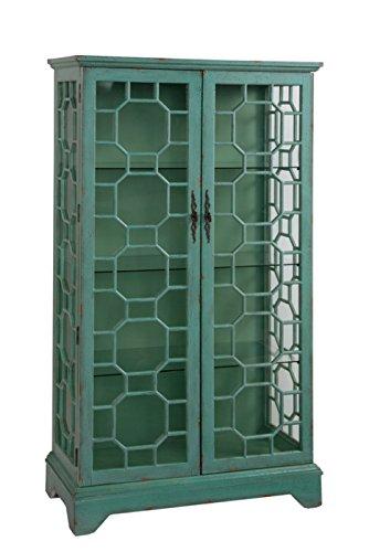 Two Door Curio Cabinet 67503