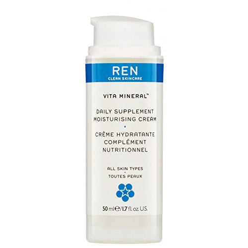 Ren - Vita Mineral Daily Supplement Moisturising Cream for Face - 1.7 fl. oz.
