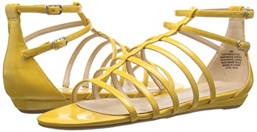 Sandalia Yellow La Aboutthat Nine West Sintã©tico De Synthetic Vestido Wqn7qfPwY