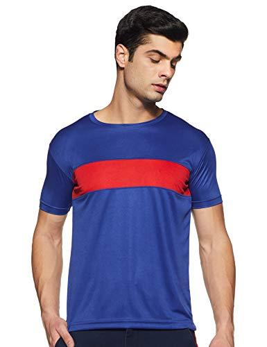 6 Degrees Men's Solid Regular fit T-Shirt
