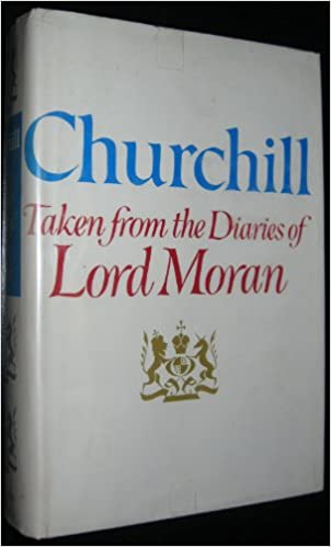Image result for churchill lord moran amazon