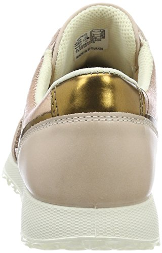 Sneak Rose ECCO Donna Ginnastica da Rose Bronze Scarpe Basse Ladies Rosa Dust Dust d8x8gqwO