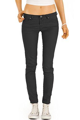 Bestyledberlin J252pn Pantalon Jean Noir En FemmeSkinny F3KTlJ1c