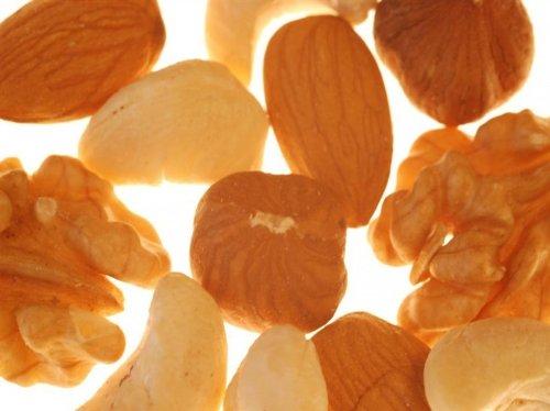 Nussmischung Nüsse & Saaten, ohne Schwefel & Saaten, zum Knabbern, Backen & als Müslibeigabe, 1kg