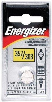 Energizer 357BP Watch Battery
