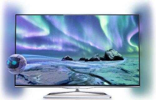 Philips 42PFL5008K/12 107 cm (42 Zoll) Fernseher (Full HD, Triple Tuner, 3D, Smart TV)