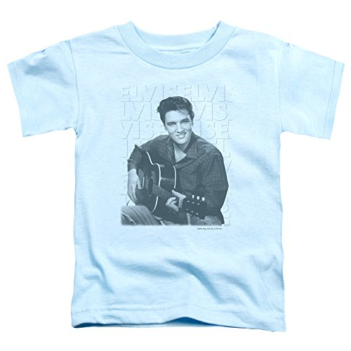 Sons of Gotham Elvis Repeat Toddler T-Shirt