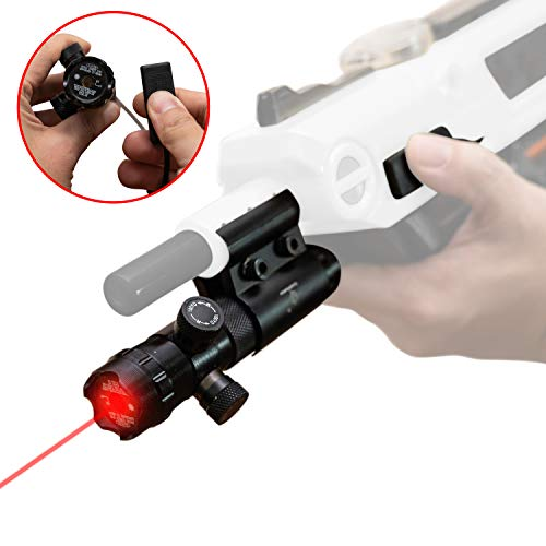 Assault Pressure Suit - Cosy Meadow Ultimate Laser Sight Beam | Adjustment Dials & Pressure Switch | Fits Bug & A Fly Salt Gun 2.0 & All Versions of Insect Assault Shotgun | Airsoft BB Pump Shooter Rifles