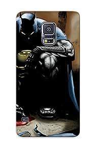 Durable Defender Case For Galaxy S5 Tpu Cover(amazing Batman Fan Art By Capullo) by icecream design