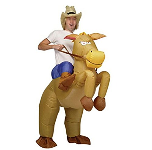 Infla (Riding A Horse Costumes)