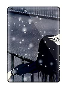 snow uniforms jigoku shoujo enma Anime Pop Culture Hard Plastic iPad Air cases