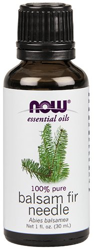 NOW Solututions Balsam Fir Needle Essential Oil, 1-Ounce