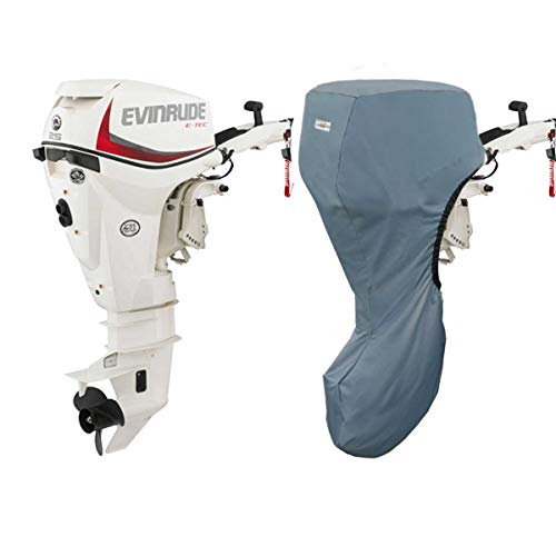 Oceansouth Evinrude Outboard Storage Full Cover E-Tec 2CYL 15H.O, 25HP, 30HP 15